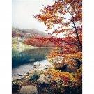 autumn season Diamond Painting DIY kit Canvas Painting Wall Art Mosaic Painting