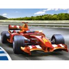 racing car Diamond Painting DIY kit Canvas Painting Wall Art Mosaic Painting