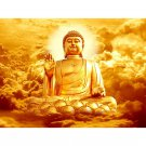 golden buddha Diamond Painting DIY kit Canvas Painting Wall Art Mosaic Painting