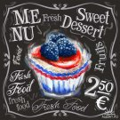 sweet dessert Diamond Painting DIY kit Canvas Painting Wall Art Mosaic Painting