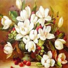flowers Diamond Painting DIY kit Canvas Painting Wall Art Mosaic Painting