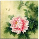 peony flower Diamond Painting DIY kit Canvas Painting Wall Art Mosaic Painting