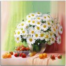 chamomile and berries Diamond Painting DIY kit Canvas Painting Wall Art Mosaic Painting