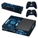Motherboard skin decal for Xbox one console and controllers