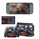 Divinity original sin 2 Nintendo switch console sticker skin