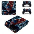Spider Man ps4 pro skin decal for console and controllers