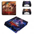 Divinity original sin 2 ps4 slim skin decal for console and controllers