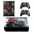 Divinity Original Sin 2 skin decal for Xbox one X console and controllers