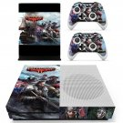 Divinity Original Sin 2 skin decal for Xbox one S console and controllers