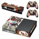 God Eater 3 skin decal for Xbox one console and controllers