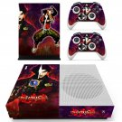 Onimusha skin decal for Xbox one S console and controllers