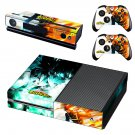 My Hero Academia  skin decal for Xbox one console and controllers