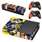 skin decal for Xbox one console and controllers