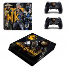 ps4 slim skin decal for console and controllers