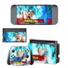Dragon Ball Nintendo switch console sticker skin