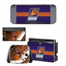 Phoenix Suns Nintendo switch console sticker skin