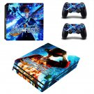 ump Force ps4 pro skin decal for console and controllers