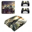 The Division 2 ps4 pro skin decal for console and controllers