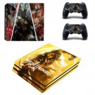 Mortal Kombat 11 ps4 pro skin decal for console and controllers