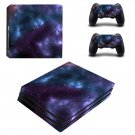 Sky Stars ps4 pro skin decal for console and controllers