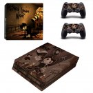 Bendy and the Ink Machine ps4 pro skin decal for console and controllers