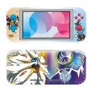 Pokémon Moon Nintendo switch Lite console sticker skin