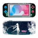 Hatsune Miku Nintendo switch Lite console sticker skin