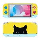 Cute Cat Nintendo switch Lite console sticker skin