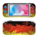 Abstraction Nintendo switch Lite console sticker skin