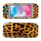 Leopard Skin Nintendo switch Lite console sticker skin
