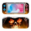 Skull HD Nintendo switch Lite skin