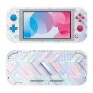 Abstraction Nintendo switch Lite console sticker skin