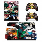 My Hero Academia Xbox one X skin
