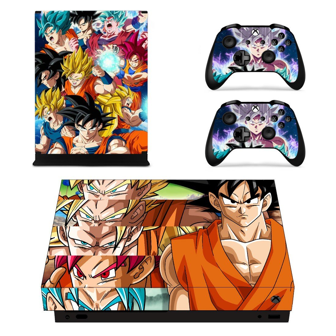 Dragon Ball Xbox one X skin