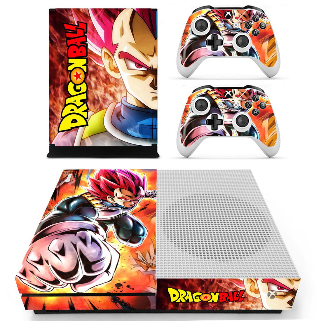 Dragon Ball Xbox one S skin