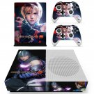 Dead or Alive 6 skin decal for Xbox one X console and controllers