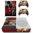 Dead or Alive 6 skin decal for Xbox one S console and controllers