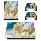 Unicorn Xbox one X skin