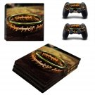 Lord of the rings ps4 pro skin