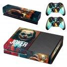 The Joker Xbox one Skin