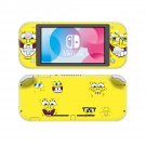 Spongebob Nintendo switch lite Skin