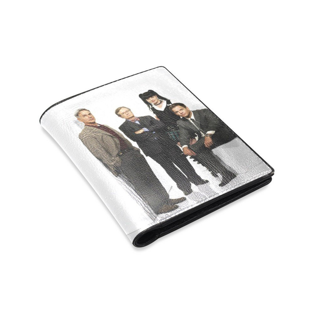 NCIS Gibbs Team Leather Wallet