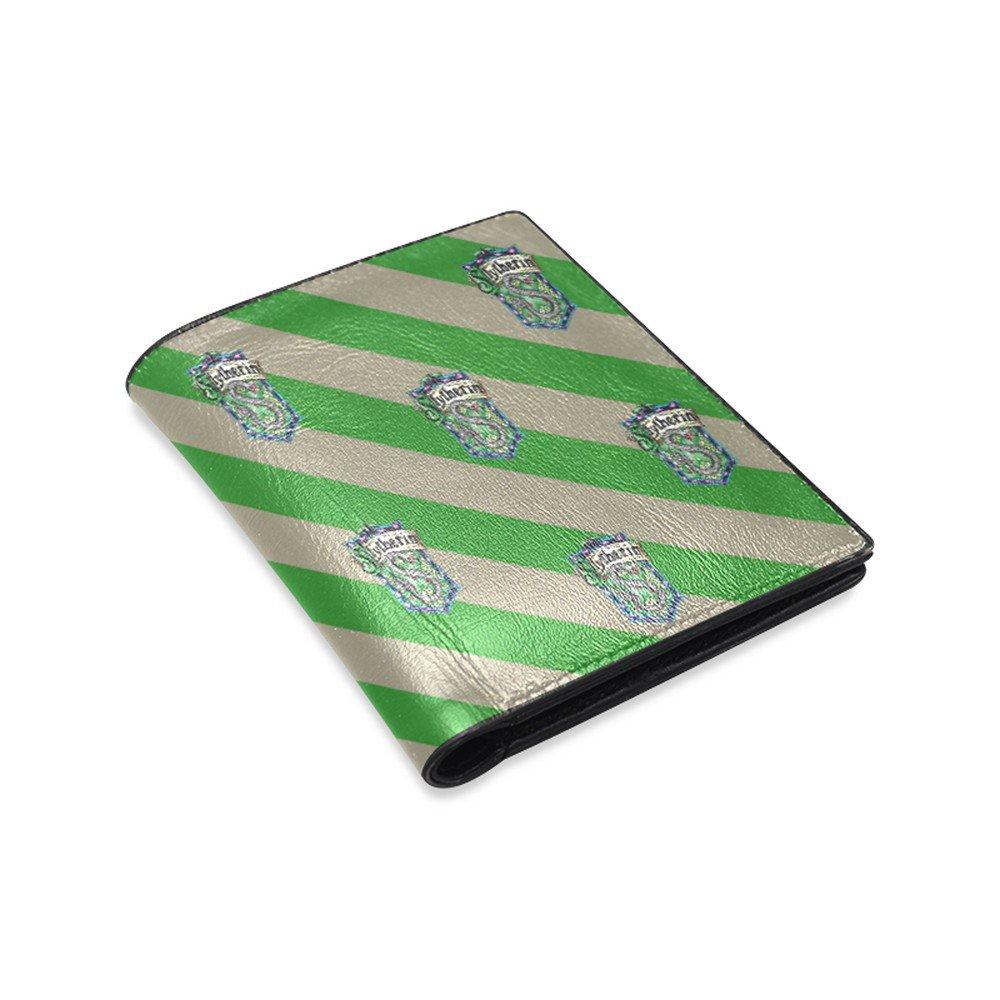 Harry Potter Slytherin Leather Wallet