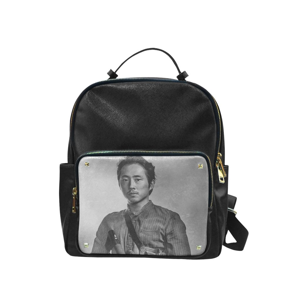 Glenn The Walking Dead Leisure Backpack Bag School Bag (Big)