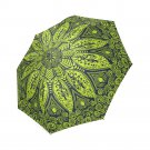 #2 Mandala Lace Ornamental Pattern Foldable Umbrella 8 ribs