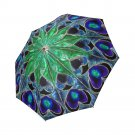 #3 Mandala Lace Ornamental Pattern Foldable Umbrella 8 ribs