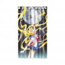 "1x Sailor Moon Crystal Polyester Window Curtain 52"" x 84"" (132 cm x 213 cm)"