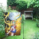 "Sailor Moon Crystal Garden Flag 12"" x 18"""