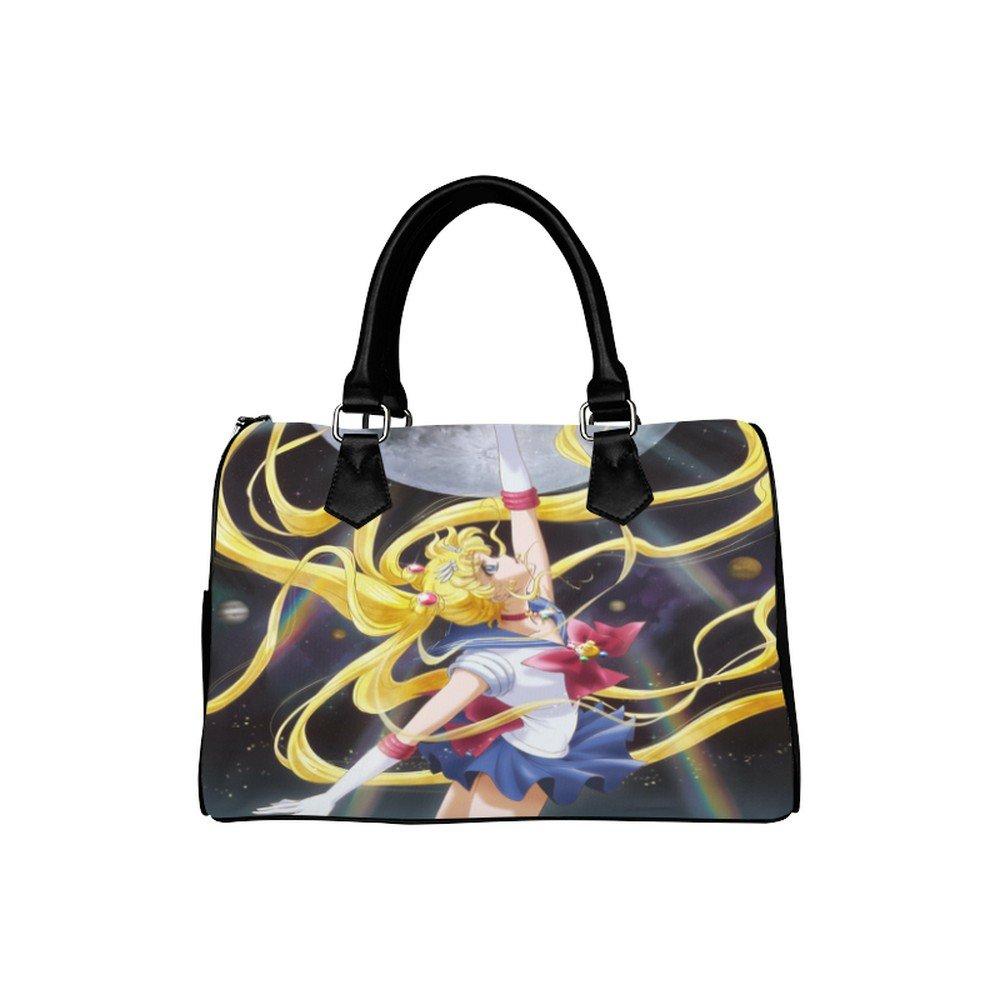 Sailor Moon Crystal Barrel Type Handbag Bag