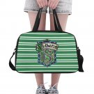 Slytherin House Tote and Cross Body Travel Bag